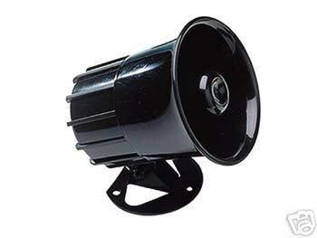 6-12/V, 1300/mA, 125/dB Sirena de alarma Veka