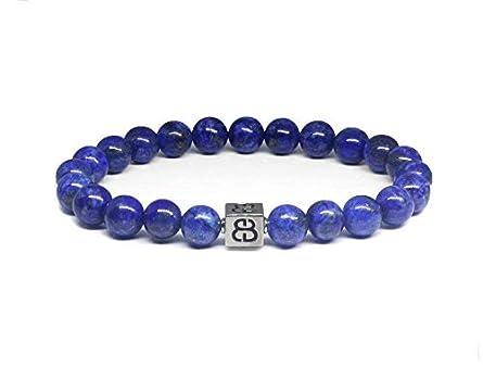 Wire bracelet Ethnic jewelry. Silver stone jewelry Genuine Lapis lazouli silver adjustable bracelet Unisex bracelet Bangle