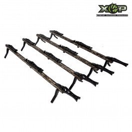 XOP-XTREME OUTDOOR PRODUCTS Bottomland Climbing Sticks (4 Pack), Mossy Oak