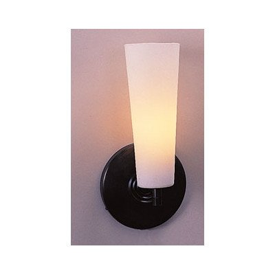 Marina 1 Light Wall Sconce Finish: Deep Patina Bronze (Bronze Arm Swing Abbey)