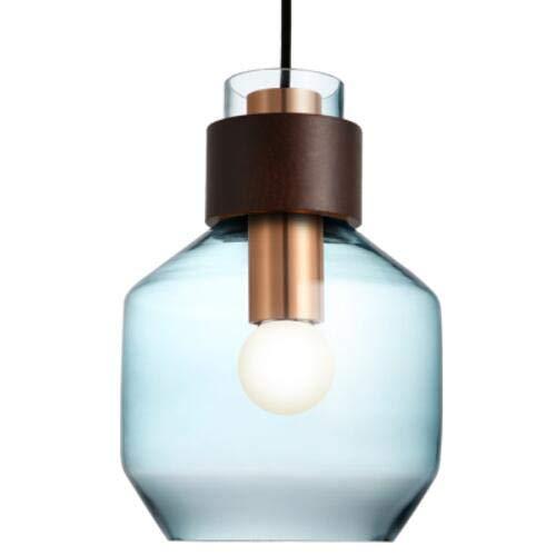 KIVEN 新色登場 ペンダントライト ガラス 1灯 天井照明 ライト 照明 LED電球対応 E26 照明器具 インテリア照明 おしゃれ 北欧 西海岸 人気 ダイニング 玄関 階段 廊下 洗面所 LED対応 B07QH555LG
