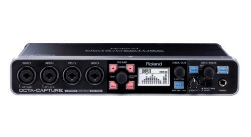 Roland OctaCapture USB 2.0 Audio Interface