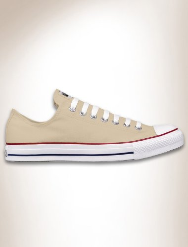 Converse All-star Chuck Taylor Lo-top Sneakers (13 M Us Hombres, Natural)