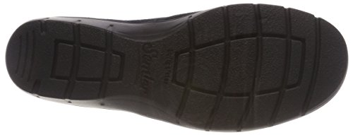 Semler Damen Judith Slipper, Blau (midnightblue), 37 Eu