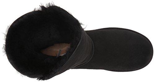 UGG Classic Cuff Short, Women's Winter Boot Black