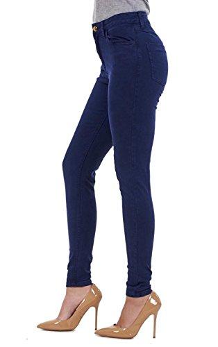 Zara Jeans Blue Ex Navy Donna PqwUxPdp5