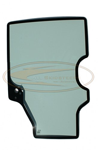 New Holland Glass - Door Glass for New Holland Skid Steer L160, L170, L180, L185, L190, LS160, LS170, LS180, LS185 L185.B L Series New Holland Skid Steer A- 87635930 Not Eligible for