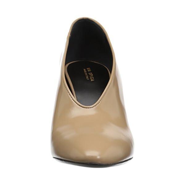 c90a551a066 Via Spiga Women s Baran Block Heel Pump – Trendization