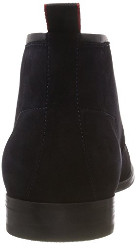 Hugo Boheme_desb_SD, Desert Boots Homme Blau (Dark Blue 401)