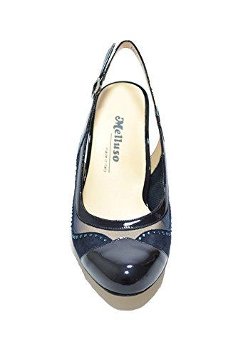 Elegante Melluso Donna X571 Scarpe Decolte' Notte wqRPq