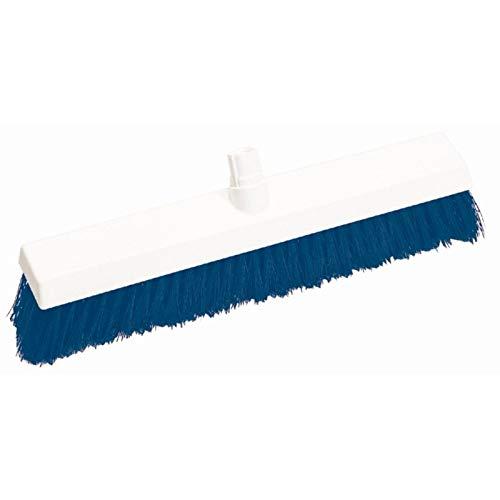 Scot Young L873 SYR Hygiene Broom, Head Stiff Bristle, Blue