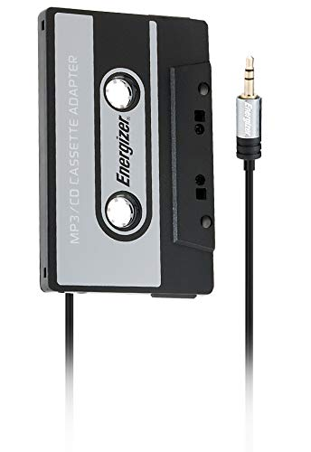 - Premier Energizer Cassette Adapter
