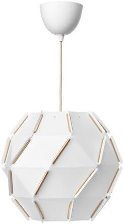Ikea sjöpenna – Lámpara de techo redonda; (35 cm); A + +: Amazon ...