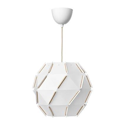 14 redondo 84 techo 503 IKEA sjopenna de 630 lámpara tamaño NwOkn0XP8Z