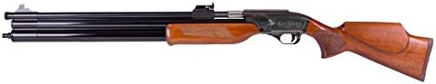 Seneca Recluse .357 Caliber PCP Air Rifle, Bolt-Action Single-Shot Air Gun