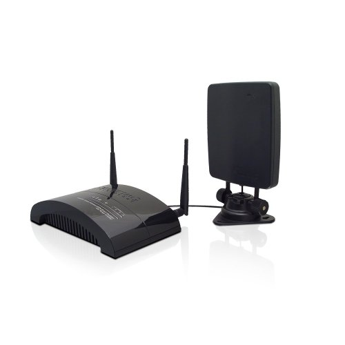 Hawking Technology Hi-Gain Wireless-300N Smart Repeater Pro (HAW2R1) (Amped High Power Wireless 300n Smart Repeater)