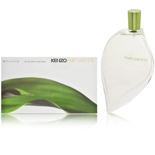 Kenzo D'ete By Kenzo For Women. Eau De Parfum Spray 2.5 OZ Dete Summer Eau De Toilette