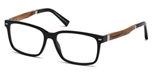 Ermenegildo Zegna EZ5078 Eyeglass Frames - Shiny Black for sale  Delivered anywhere in USA