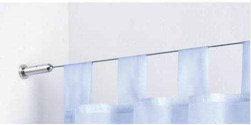 Gardinenbefestigung Stahlseil | Pauwnieuws