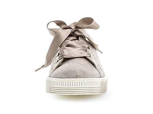 5 3 Mujer Calle Deporte casual Deportivo muschel calzado ocio Exterior 23 calzado de Negocios calzado 330 Uk cordones zapatilla Gabor De mínimo HREafPq