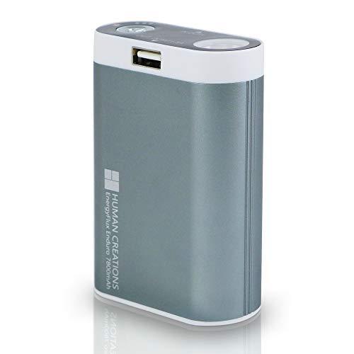 Human Creations EnergyFlux Enduro Rechargeable Hand Warmer 7800mAh /...
