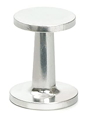 RSVP Terry's Dual Sided Espresso Tamper made by RSVP