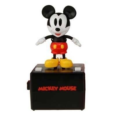 Takara Tomy Art's Pop'n step Dancing music box Disney Mickey Mouse from Japan
