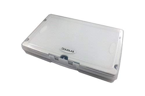 - Douglas Fly Fishing Box with Slotted and Micro-Slit Foam Trays