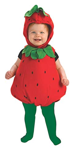 Rubie's Berry Cute Costume - Infant, Red, 6 - 12 Months ()