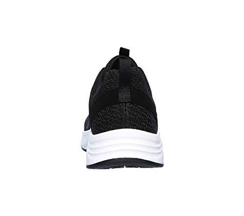 Skechers Bianco 52966 Black Uomo Skyline White BKW Man Sneaker Nero qngZqvxRX
