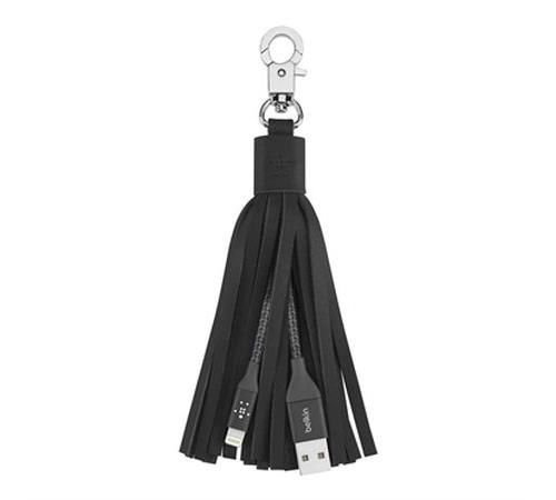 Belkin Lightning Leather Tassel ChargeSync