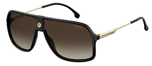 Carrera Unisex Carrera 1019/S Black One Size from Carrera
