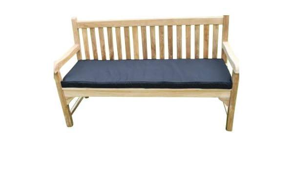 Cojín para muebles de jardín - Cojín para banco de jardín de ...