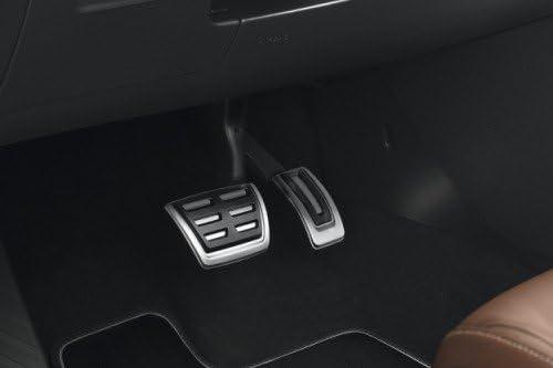 5G1064205 Tappi pedali VW in acciaio inossidabile