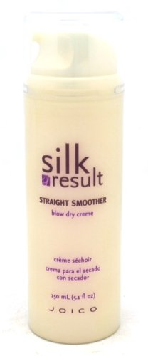 Amazon.com : Joico Silk Result Straight Smoother Blow Dry Cream 5.1 oz by Joico : Beauty
