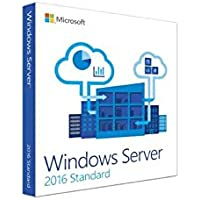 Microsoft Server 2016 Std 2 Core Al Pos