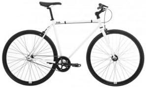 Feral Fixie – 59 cm marco bicicleta de carretera blanco – para ...