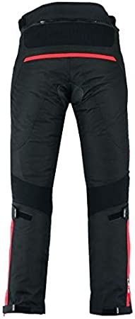 M LOVO Pantalones para moto Unisex
