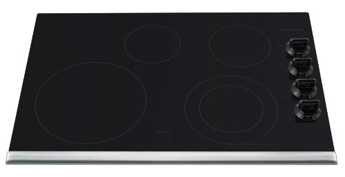 stainless steel electric cooktop - 8