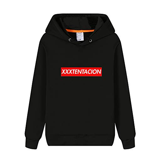 Coat Fashion Capuche Décontractée Hommes À Hiver Manteau Et Chaud Sweat Femmes Confortable Hooded Splice Black14 Pullover Pour Xxxtentacion Unisexe shirt fwzY0q8