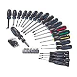Mastercraft 40 Piece Screwdriver/Driver And Bit Set