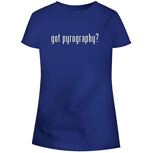 One Legging it Around got Pyrography? - Women