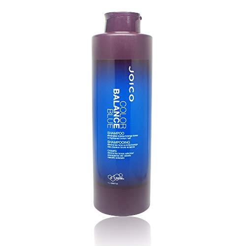 Joico Color Balance Blue Duo Shampoo & Conditioner  33.8 oz.