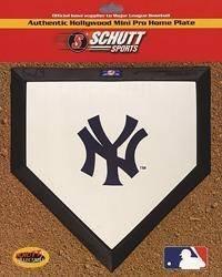 MLB New York Yankees Mini Home Plate ()