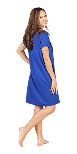 470c587047bc7 The Original SAVI MOM Maternity Nursing/Breastfeeding Nightgown Dress PLUS  Size