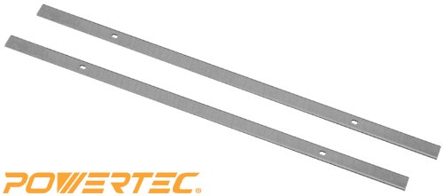 - POWERTEC HSS Planer Blades for Ryobi 13