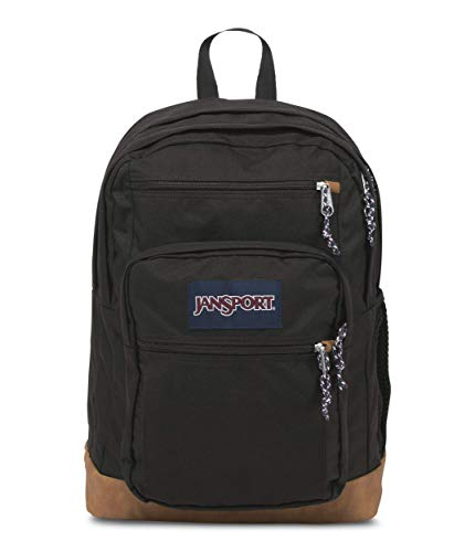 (JanSport Cool Student Laptop Backpack - Black )