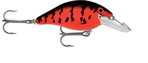 Luhr Jensen 1/4 oz Speed Trap, Orange Crawfish ()