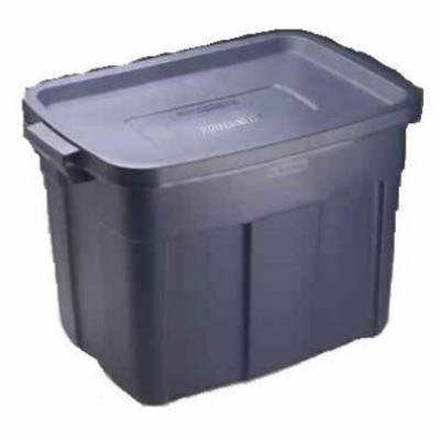 United Solutions RMRT180006 Roughneck Storage Tote, 18-Gal., Must Purchase in Quantities of 12 - Quantity 12 (Tote Roughneck Storage)