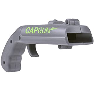 Cap Gun Launcher Bottle Opener, Plastic Beer Cap Opener Launcher Shooting Game, Suitable For Family Bar Party Drinking Games, Bottle Opener Cap